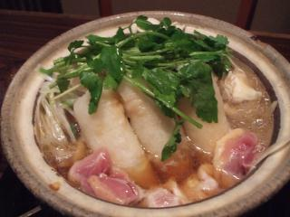 120807きりたんぽ鍋(秋田).JPG
